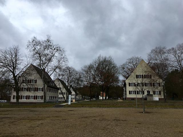親衛隊が住んでいた家