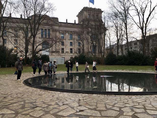シンティ・ロマ人のための記念碑
