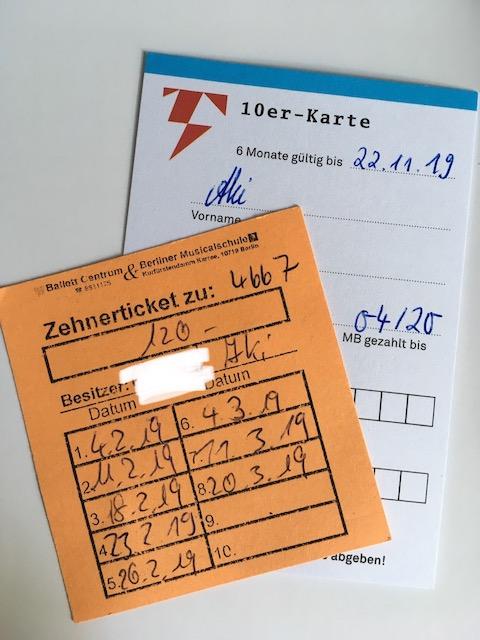 ベルリンの10回券