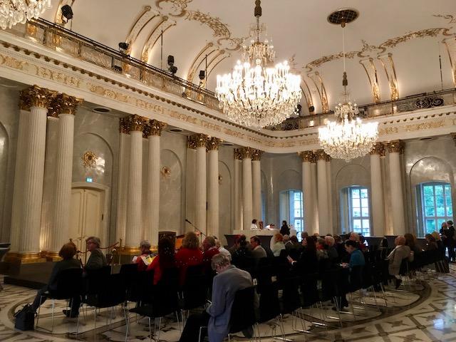 国立歌劇場のアポロン広間